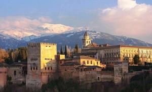Granada y los Reyes Católicos son los vínculos de Mariano Alonso con Colón y el Descubrimiento.