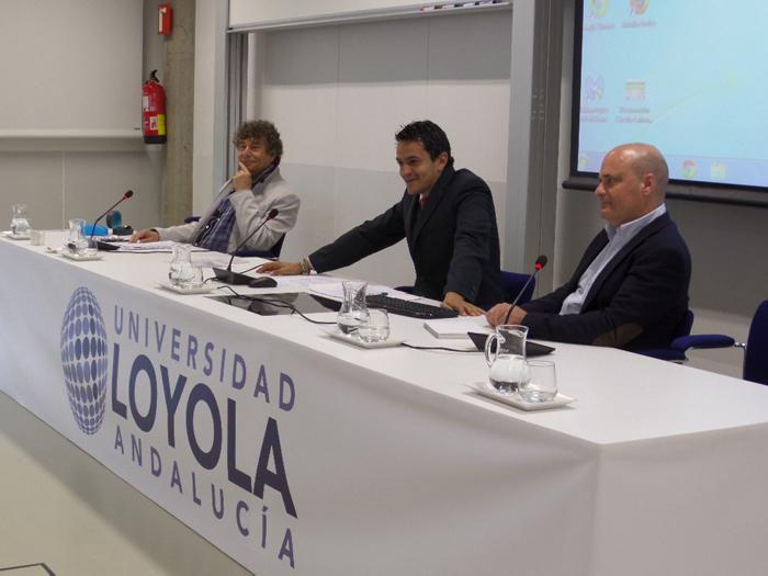 conferencia_universidad_loyola_ramon_fernandez_jesus_quintero