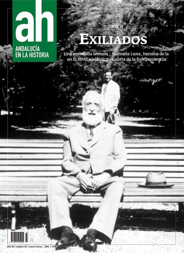 La revista 'Andalucía en la Historia' presenta un monográfico sobre el exilio republicano en la Onubense