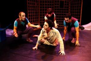 La obra fue estrenada en el Festival de Teatro de Almagro.
