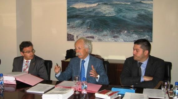 El Consejo Social de la Universidad de Huelva se suma al Programa Matrícula