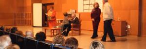 EL Aula de la Experiencia de la UHU será la encargada de inaugurar el ciclo de teatro.