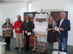 Presentación del nuevo ciclo de conciertos del Conservatorio 'Javier Perianes' en la UNIA.