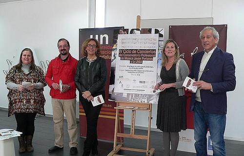 Nuevo ciclo de conciertos del Conservatorio 'Javier Perianes' en La Rábida