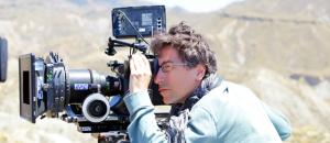 David Trueba, uno de los triunfadores de la última gala de los Goya.