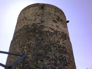 Torre del Catalán, en Lepe. / Foto: Maria J Gonzalez Cordero.