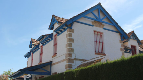 El Barrio Reina Victoria, una de las joyas del legado arquitectónico inglés en Huelva