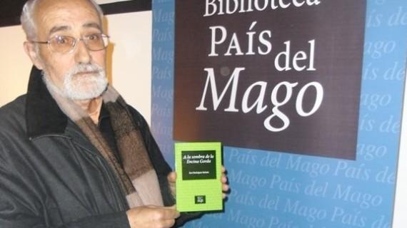 Rodríguez Infante evoca en su última novela cinco interesantes historias acaecidas en Paymogo