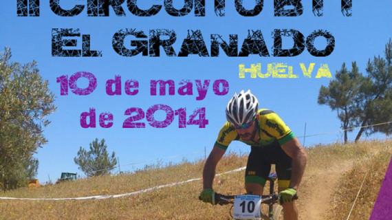El Granado, escenario el próximo 10 de mayo de una atractiva prueba de BTT sobre un circuito de algo más de 4 kilómetros