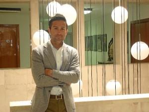 Pablo Guisande, director del Museo Provincial de Huelva.