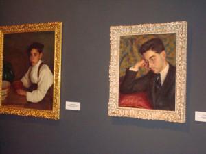 Guisande anima a los onubenses a conocer los fondos de Bellas Artes del Museo.