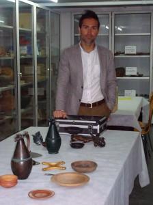 El director del Museo de Huelva invita a los onubenses a acercarse a sus actividades, todas de carácter gratuito.