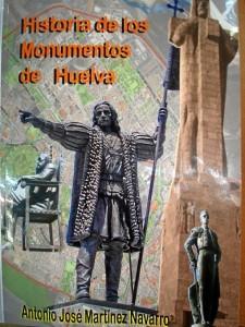Portada del libro 'Historia de los Monumentos de Huelva'.