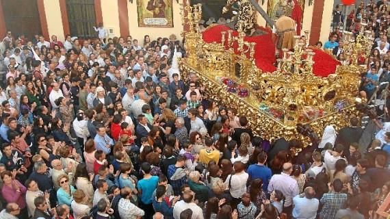 El Perdón, el Cautivo, Tres Caídas y Calvario preparan su salida procesional del próximo Lunes Santo