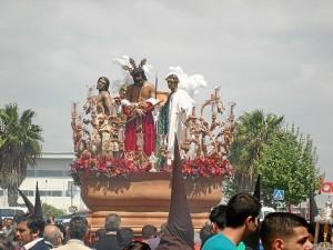La Hermandad de La Salud es la más joven del Martes Santo en Huelva.