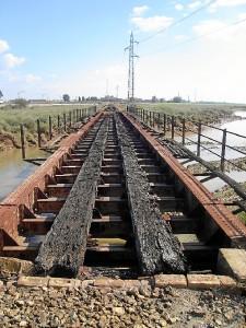 Puente de la Ribera de Nicoba.