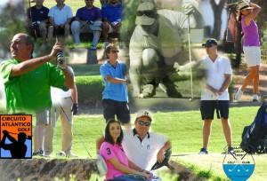 El campo de Bellavista, segunda parada del Circuito Atlántico de golf.