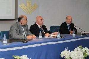 De izquierda a derecha: Antonio La O, Antonio Martínez Navarro y Ramón Fernández Beviá.