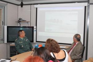 En muchas ocasiones, la colaboración ciudadana es vital. / Foto: Moisés Núñez.