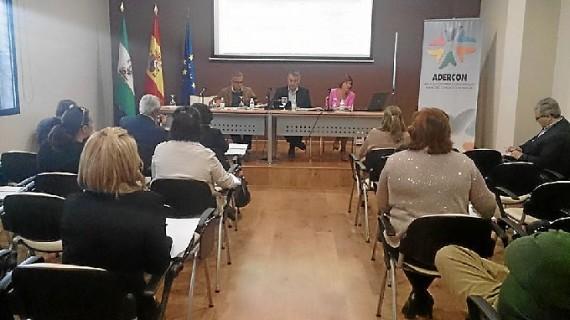 Adercon sigue avanzando en la ejecución del Plan de Actuación Global del Condado