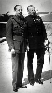 Alfonso XIII con Prmio de Rivera.