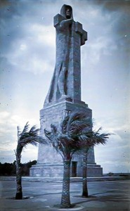 Monumento a la Fe Descubridora.
