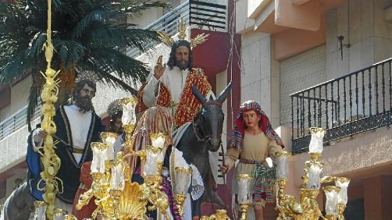 Huelva inicia un año más la cuenta atrás para ver en la calle a las hermandades del Domingo de Ramos