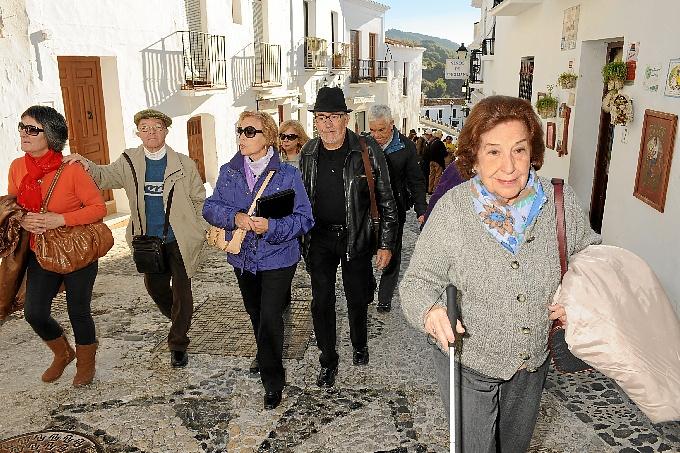 Más de 600 personas ciegas eligen Islantilla como destino vacacional