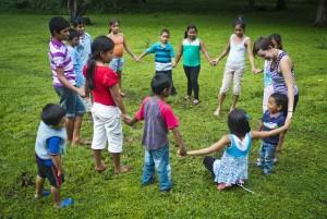 """Reportaje realizado para el proyecto """"HUELVA CON SOLENTINAME"""" en San Carlos y Solentiname (Nicaragua). Foto: JULIAN PEREZ."""