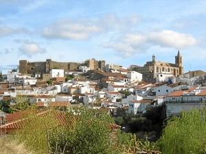 Aroche. / Foto: http://www.turismohispania.com/