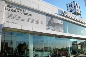 Instalaciones de Autogotransa en Huelva.