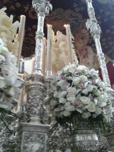 La Virgen de la Misericordia.