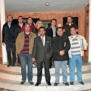 Ya está constituida la Asociación de Cortadores de Jamón.