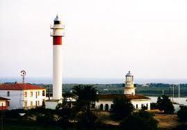 Faro de El Rompido.
