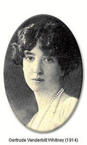 Gertrude Whitney ya habló de la posibilidad de crear un Museo Americano en Huelva.