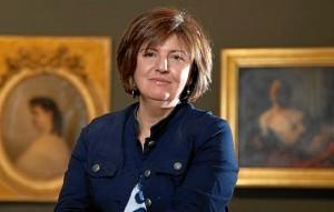 La ex directora del Museo de Huelva, Juana Bedia.