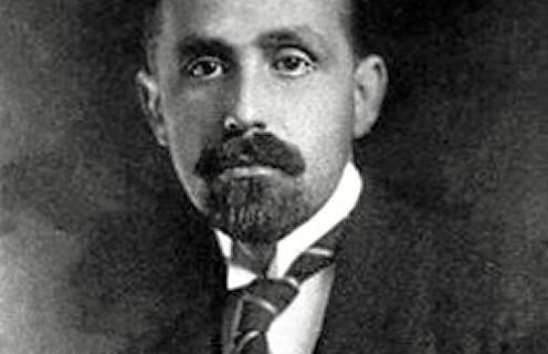 Juan Ramón Jiménez, el hombre