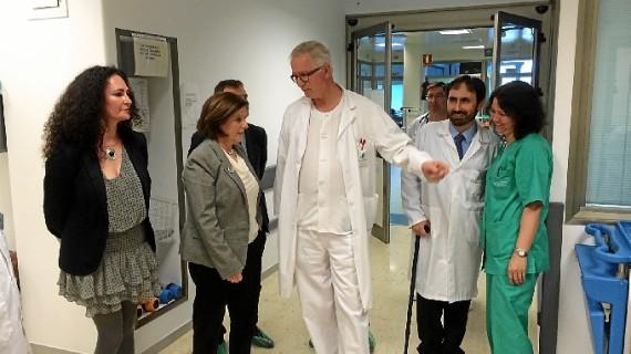 El Infanta Elena amplia la UCI para mejorar la respuesta asistencial a los pacientes graves
