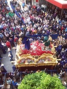 La Semana Santa de Huelva también es Fiesta de Interés Turístico Nacional en Andalucía.