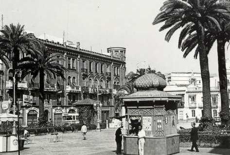 Aquella Huelva de los años cuarenta