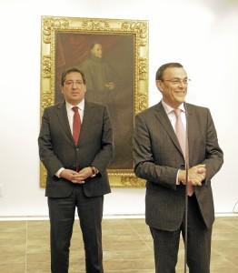 Una muestra de la Fundación Cajasol inaugura la Sala.