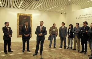 Ignacio Caraballo ha presidido la inauguración.
