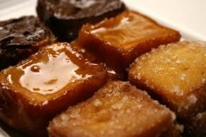 Las torrijas, un alimento tradicional de Semana Santa.