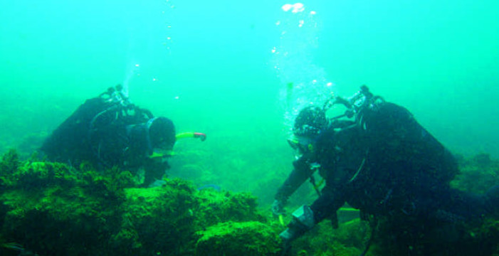 Rayo y Monarca, dos emblemáticos navíos españoles cuyos restos permanecen hundidos en los fondos marinos onubenses