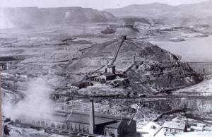 La Riotinto Company Limited mantuvo su actividad en Huelva entre 1873 y 1954. / Foto: juntadeandalucia.es.