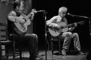 Raul Rodriguez y Kiko Veneno.