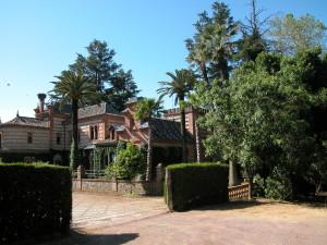 Hacienda Monte San Miguel - Aracena. / Foto: IAPH.