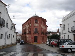 Ayuntamiento de Aracena.