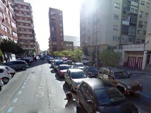 El robo se produjo en la calle Maestra Aurora Romero de Isla Chica.