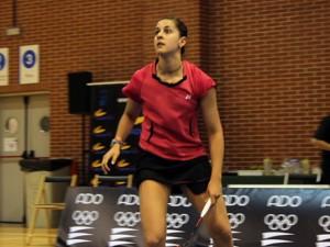 Medalla a Carolina Marín.